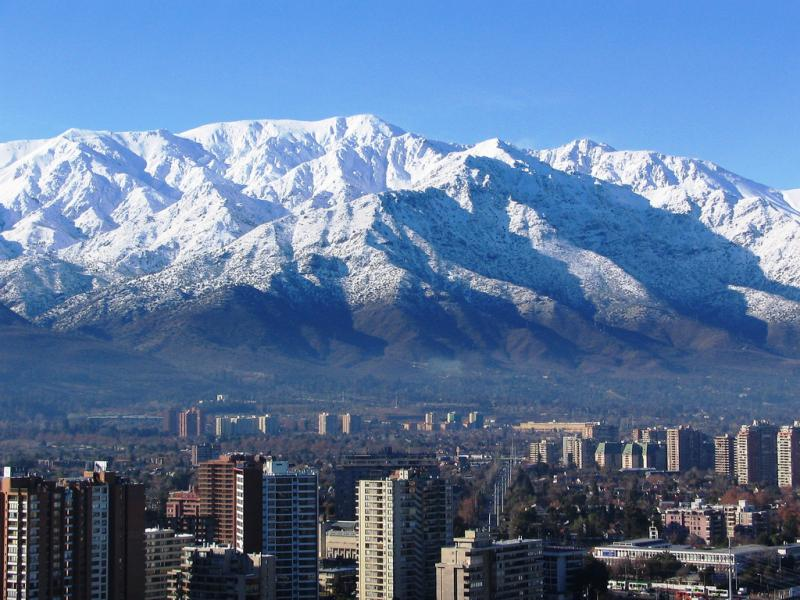 Still some mountains to climb for teachers in Chile.