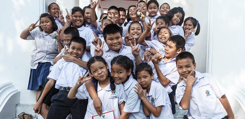School-Education-in-Thailand