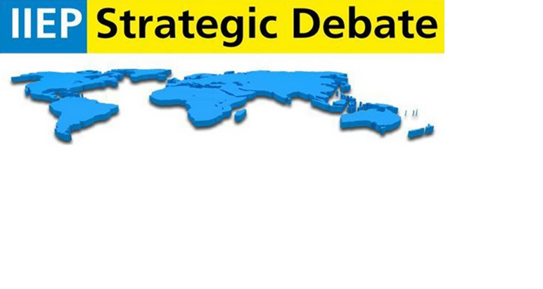 Watch the IIEP Strategic Debate with Professor Gita Steiner-Khamsi (13th March, Paris)