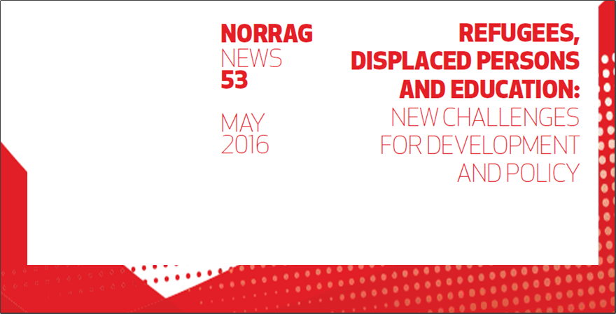 NORRAG News 53 is online